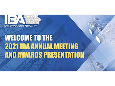 2021 IBA Annual Meeting and Awards Presentation